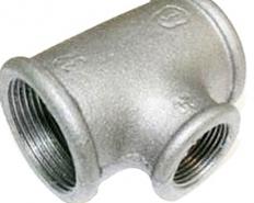 Тройник чугунный Гост 17376-2001, диаметр 273