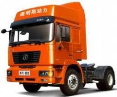 SHAANXI truck tractors, Cars truck tractors