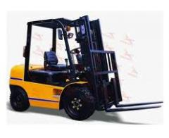 Fork truck Liugong, electric fork trucks and