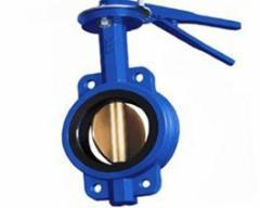 The lock disk Chufarovo, diameter is 100 mm