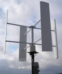 The Falcon Euro wind generator - 2 kW (vertically