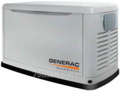 "Gas generator (gas power plant) ""Generac"
