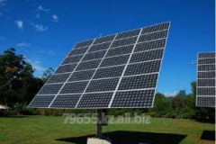 Solar tracker two-coordinate ED-3500dual