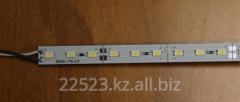 Светодиодная линейка Артикул LAP-WH-5730, холодный
