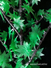 LED tree Article of PHYML-MP-010, green
