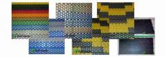 Грязезащитные модульные покрытия из ПВХ