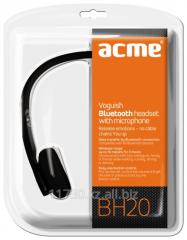 Bluetooth наушники + микрофон ACME BH 20