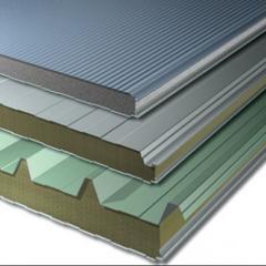 Front sendvich-panels