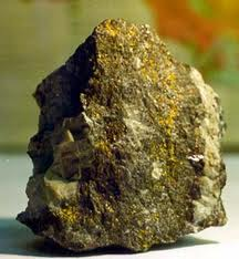Ores copper