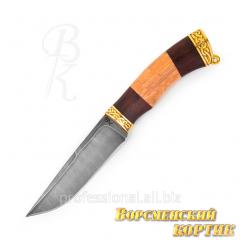 Knife - the Fallow deer