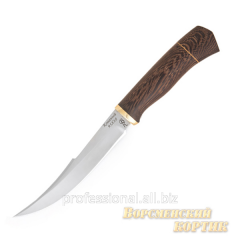 Knife from steel 95х18 - Sturgeon