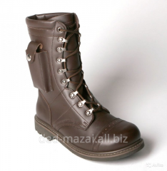 Battalion commander boots