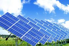 Оборудование для использования энергии солнца по