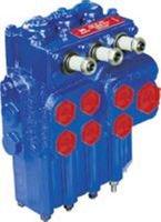 Hydrodistributor of the P 80-3-1-444 grab