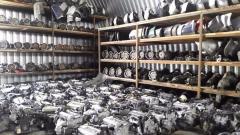 Engines and boxes automatic machine, mechanics.