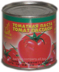 Tomato paste 198 gr 1*48 6933613700070 054