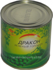 Dragon green peas 400gr 1*24 059