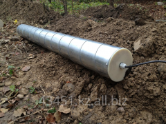 Anode iron-siliceous grounding conductor