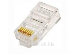 Connector RJ-45 UTP cable, Category 5e N101-01