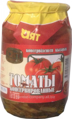 Tomatoes 1 lt. 1*6 AT014