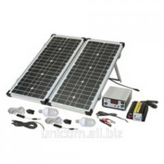 Комплексная система энергоснабжения на солнечных