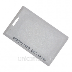 Proximity card of access of ID Card