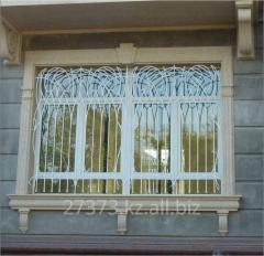 Frames of windows