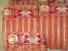 Sausages Hanover