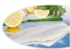 Fillet fish, glazed