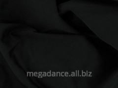 Fabric for the dances luster lycra black product