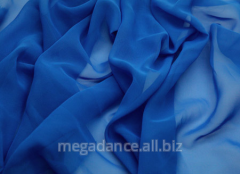 Fabric zhorzht georgette ocean blue product code