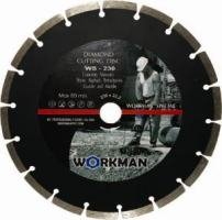 Диск алмазный WORKMAN SPECIAL WP230  230х2,4х22,2