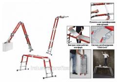 Multifunction step-ladder