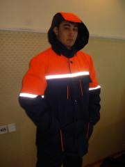 "Suit working winter ""Iceberg"