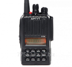 Professional radio station Argut A-54