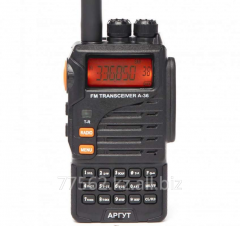Radio station of river range Argut A-36