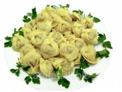 Pelmeni Batyr natural meat of beef, onions,