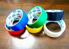 Packaging adhesive tape color