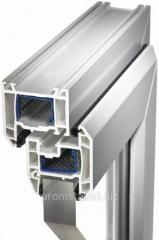 Армирующий профиль для пластиковых окон и дверей