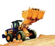He CLG862 model, wheel bucket loaders for pits