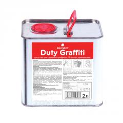 Средство для удаления граффити DutyGraffiti