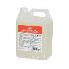 Средство для комплексного мытья и отбеливания поверхностей с антимикробным эффектом DutyBelizna