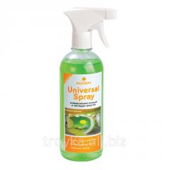 Универсальное моющее и чистящее средство UniversalSpray