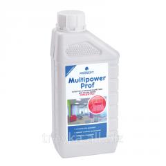 Средство усиленного действия для мытья полов Multipower Prof