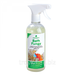 Средство для удаления плесени с антимикробным эффектом BathFungy