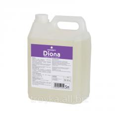 Жидкое гель–мыло с перламутром, без добавления ароматизаторов Diona