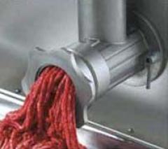 Мясорубки электрические промышленные
