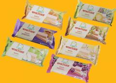 Wafers Fruktozov on fructose 65 gr