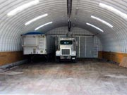 Canopies for storage of agricultural equipment