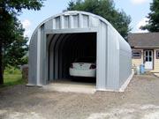 Beskarkasnye Angara, are applied as garages,